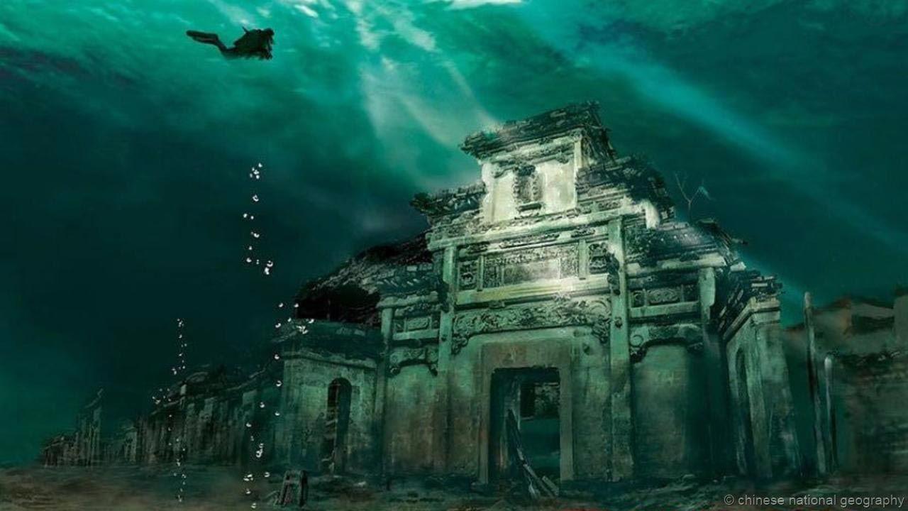 les 10 lieux mystérieux