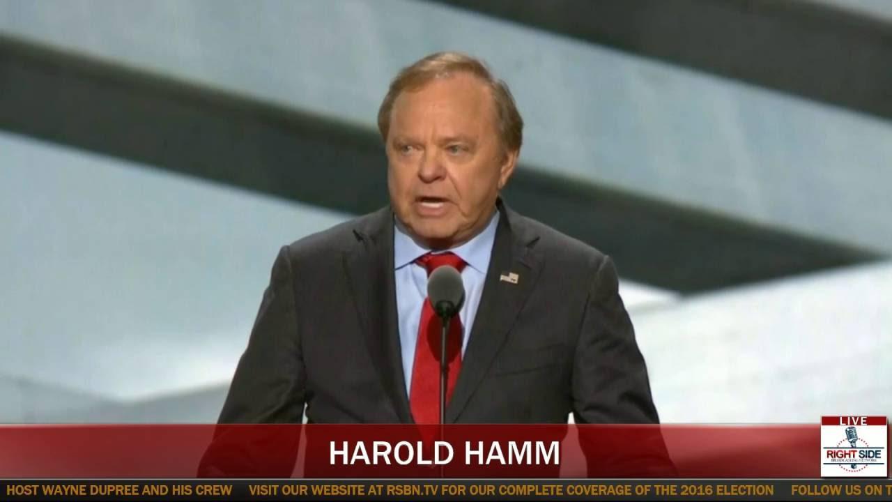 milliardaire Harold Hamm