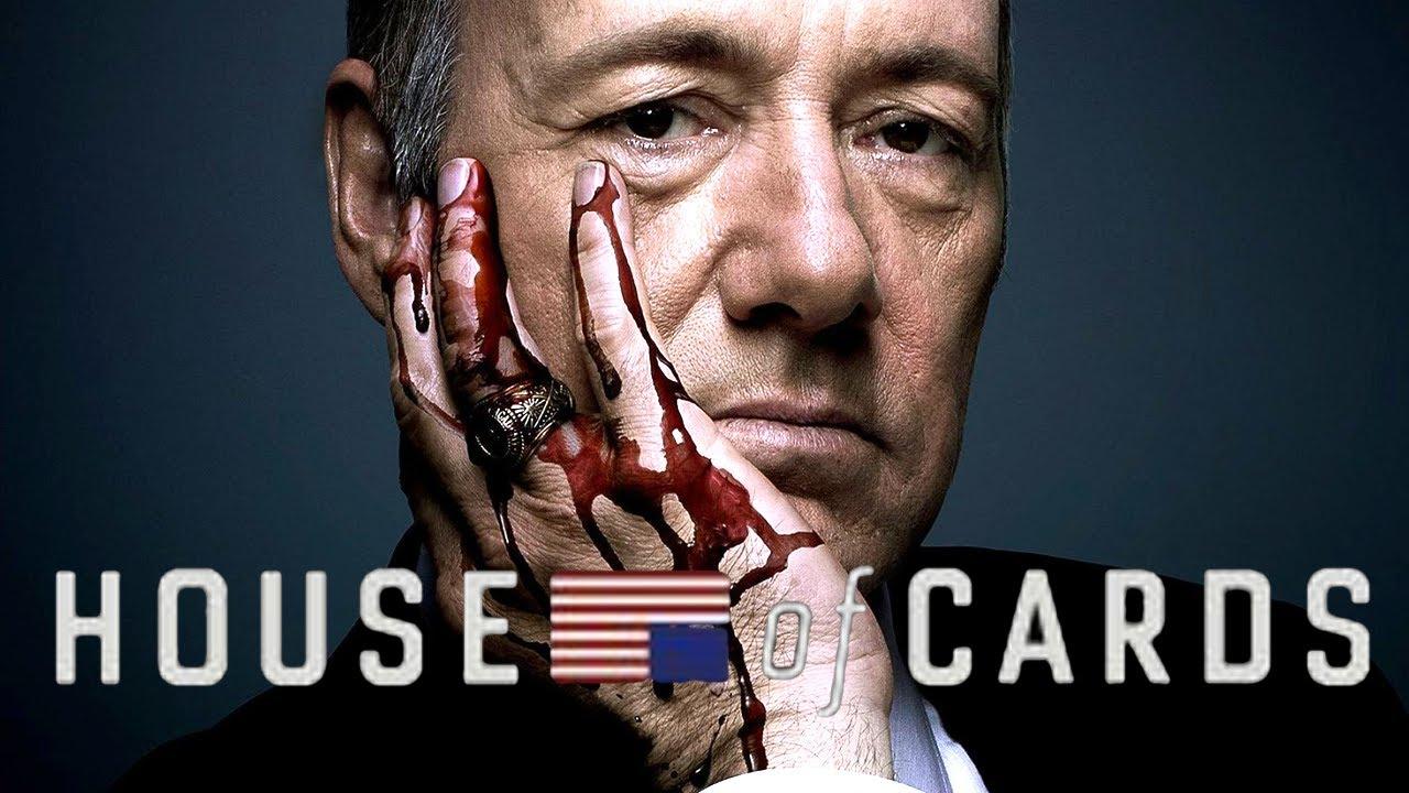 meilleures séries House of cards