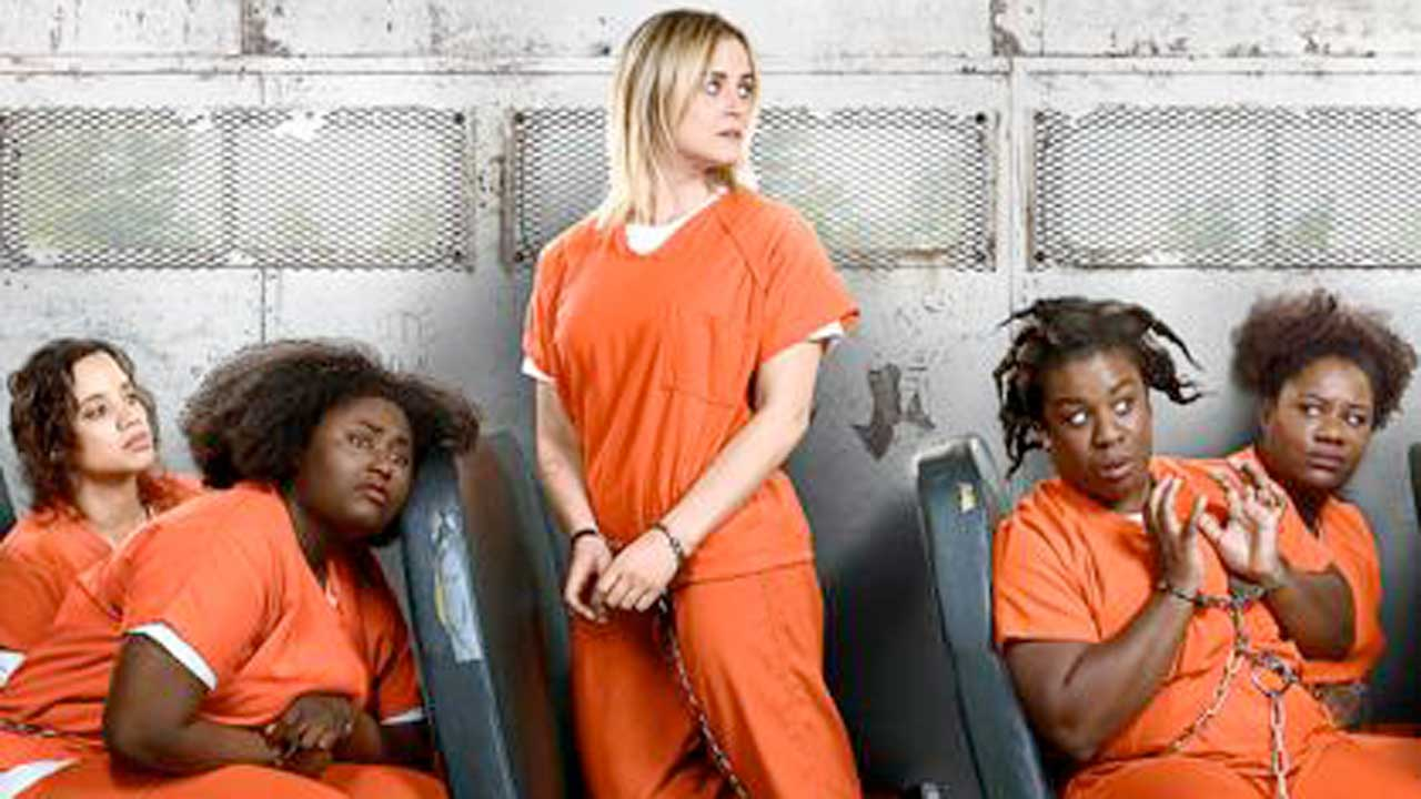 meilleures séries Orange is the new black