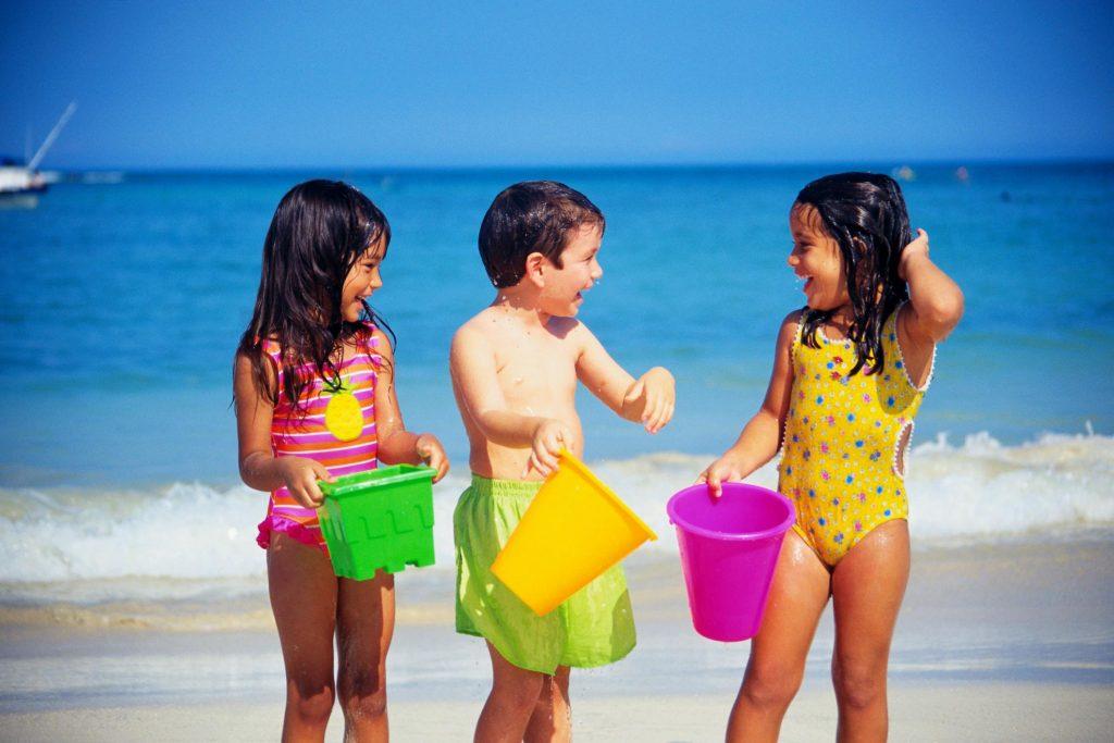 Voici tout ce qu'il faut savoir sur le soleil et les enfants
