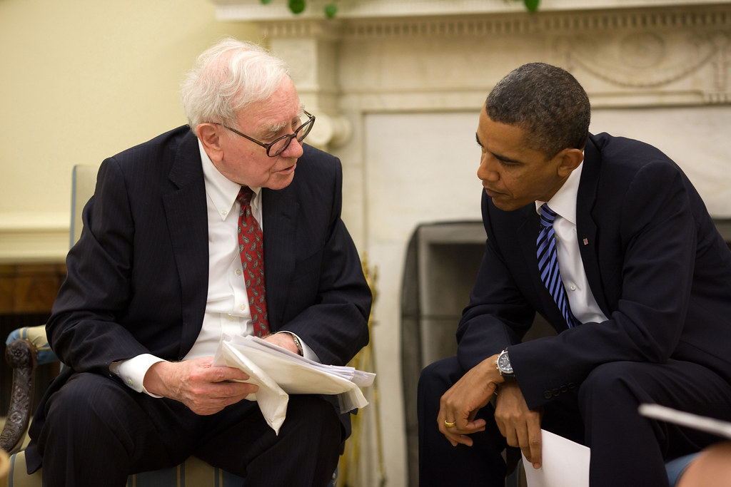 Warren Buffet milliardaire