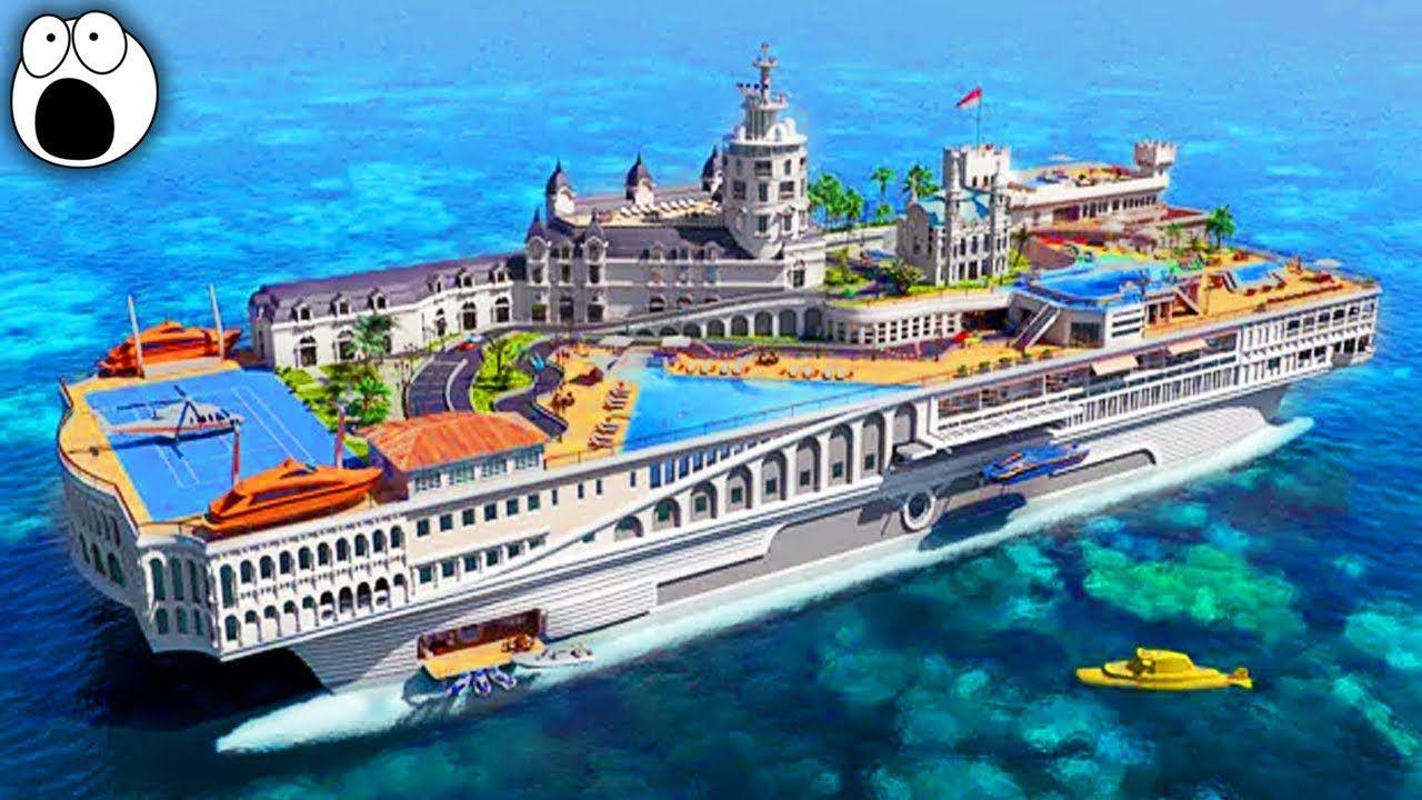 street of monaco yacht