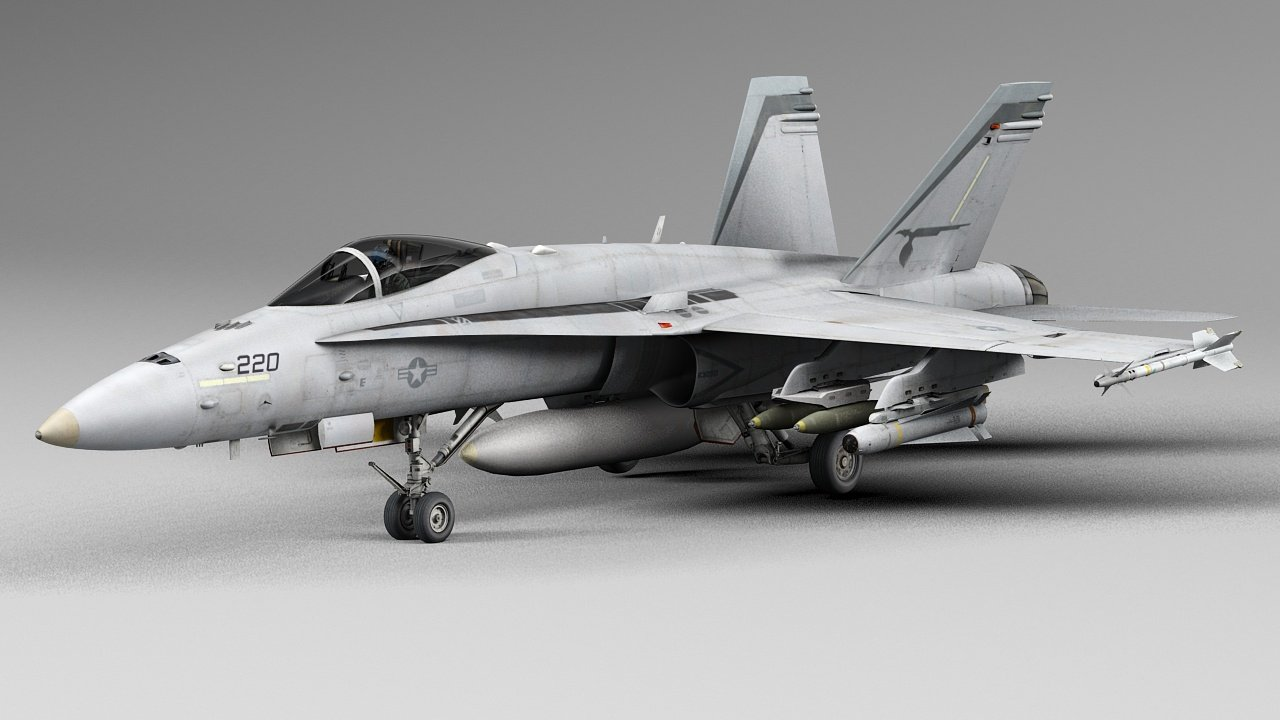 les- meilleurs -avions -de -chasse F/A-18 Hornet de McDonnell Douglas