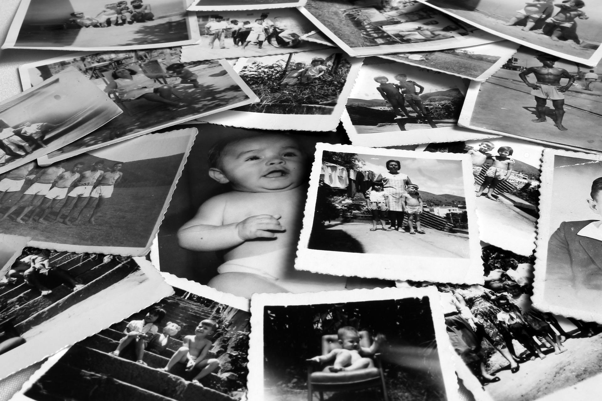 premiers souvenirs : pouvoirs corps humain