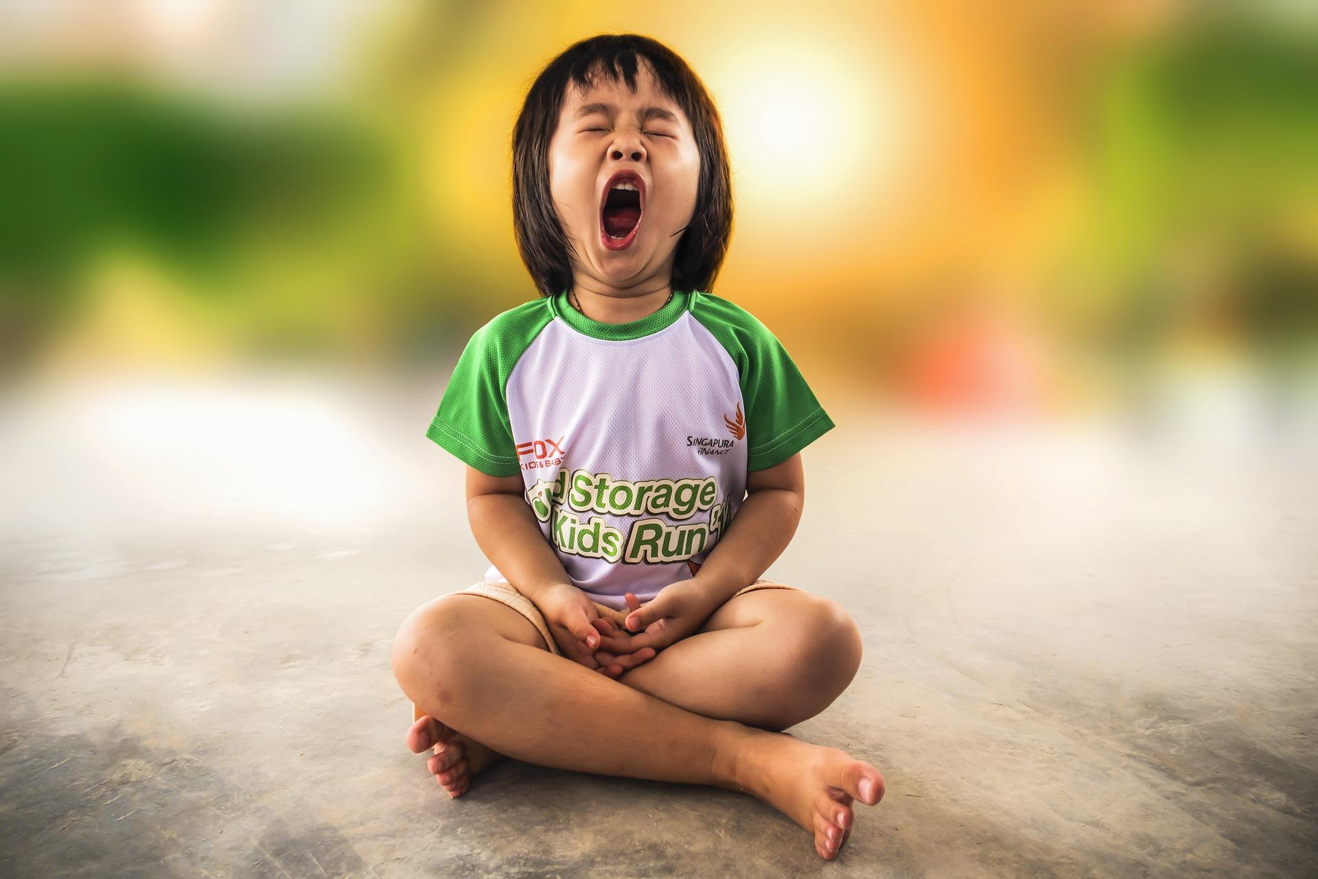 Bâiller pour éviter la surchauffe : pouvoirs corps humain