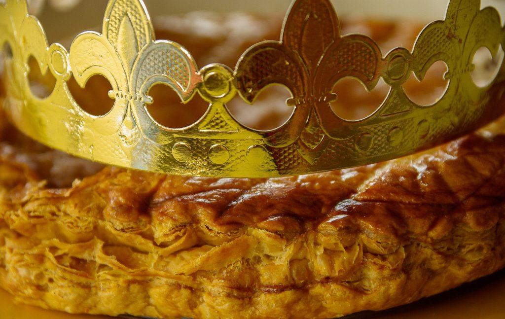 galette des rois moyen age